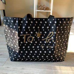 💕2/$25💕 Agnes B tote bag